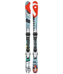 Head Souphead LR Skis w/ LRX 4.5 Bindings