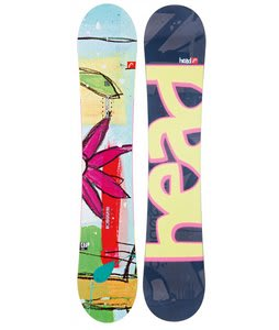 Head Stella Rocka Snowboard Just Ink 139