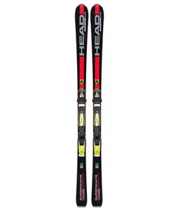 Head I.Supershape Rally Skis w/ Prx 12 S Bindings