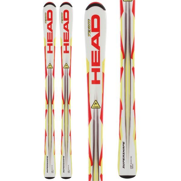 Head Supershapeteam Skis