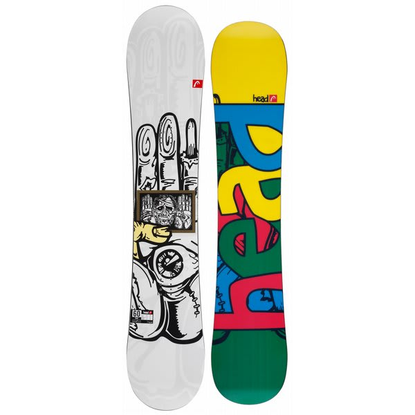Head The Good Flamba Snowboard