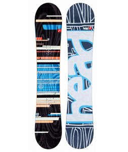 Head The Good Flocka Wide Snowboard Bates 158