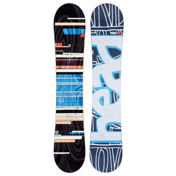 Head The Good Flocka Wide Snowboard