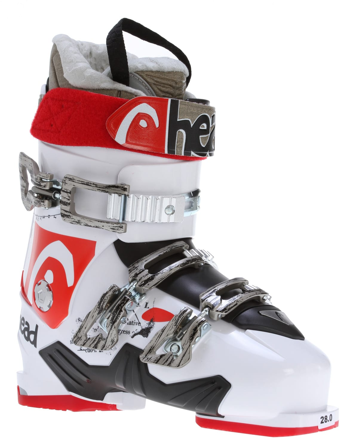 how to find my ski boot size