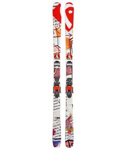 Head The Show Skis w/ Mojo 11 Bindings