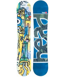 Head Youth Rocka Snowboard Just Ink 148 