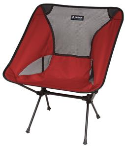 Helinox Chair One Camping Chair Red/Black