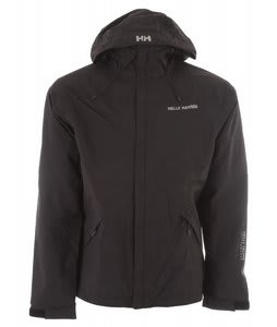 Helly Hansen Vancouver Packable Jacket Black