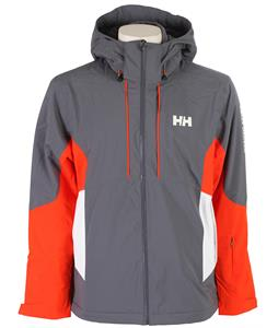 Helly Hansen Accelerate Ski Jacket Arctic Grey