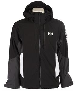 Helly Hansen Accelerate Ski Jacket Black