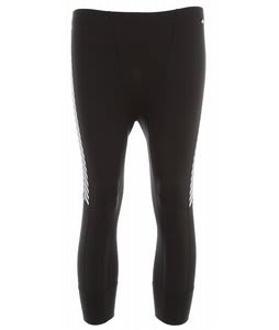 Helly Hansen Dry 3/4 Baselayer Pants Black