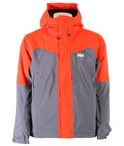 Helly Hansen Evolution Ski Jacket Sunrise