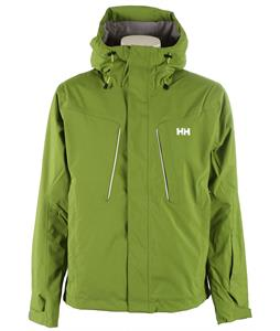Helly Hansen Progress Ski Jacket Park Green