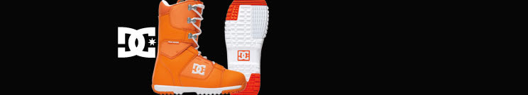 2012 DC Snowboard Boots