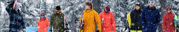 2012 Airblaster Snowboard Jackets