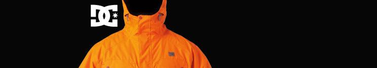 2012 DC Snowboard Jackets