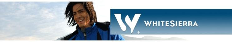 2012 White Sierra Snowboard Jackets