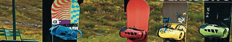 2013 K2 Snowboards