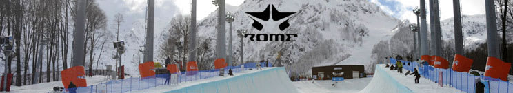2013 Rome Snowboards