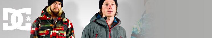 2013 DC Snowboard Jackets