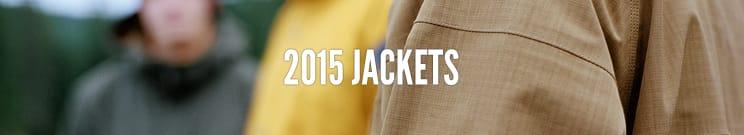 2015 Snowboard Jackets