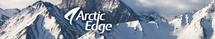 Arctic Edge Backpacks