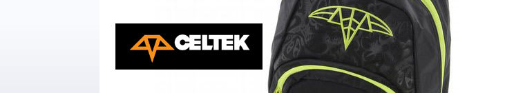 Celtek Backpacks