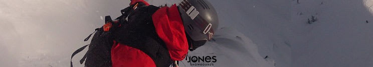 Jones Backpacks