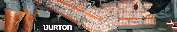 Burton Travel & Gear Bags
