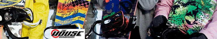 Snowboard & Binding Packages