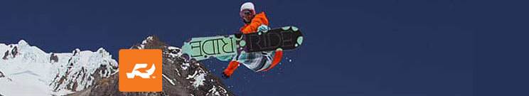 Ride Snowboard & Binding Packages