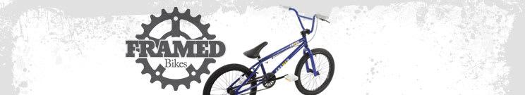 Framed BMX Bikes