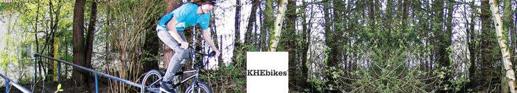 KHE BMX Bikes