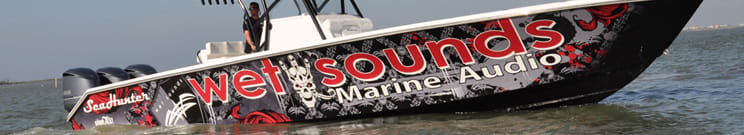 Wet Sounds Boat Accessories