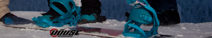 Snowboard Boot & Binding Packages