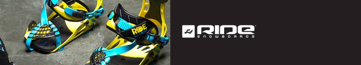 Discount Ride Snowboard Bindings