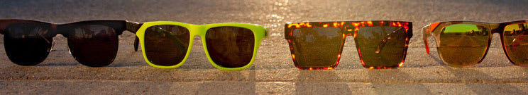 Discount Green Sunglasses