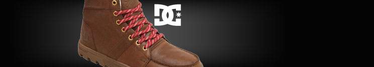 DC Casual Boots