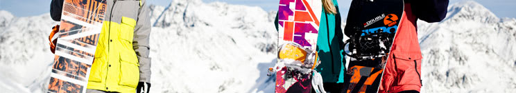 Discount Snowboard, Boot, Binding Packages