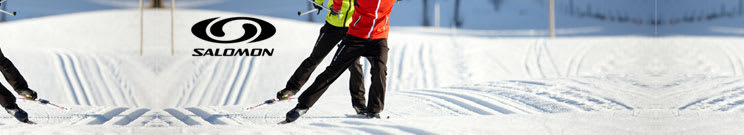 Salomon Cross Country Ski Jackets