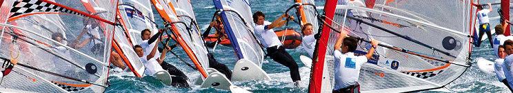 Hydrotech Windsurfing Fins