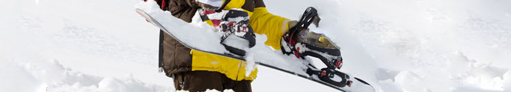 Freeride Snowboard Bindings