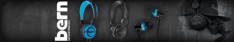 Bern Headphones & Earbuds