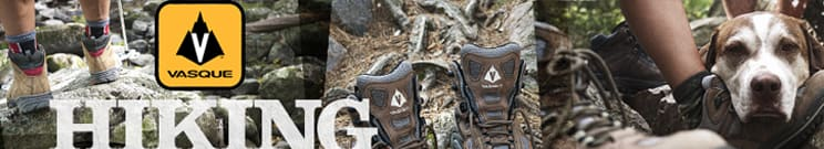 Vasque Hiking Shoes & Boots