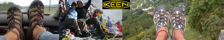 Keen Hiking Shoes & Boots