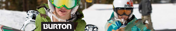 Burton Snowboard Packages