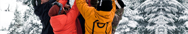 Insulated Snowboard Jackets