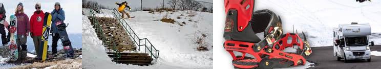 2014 Rome Snowboard Bindings