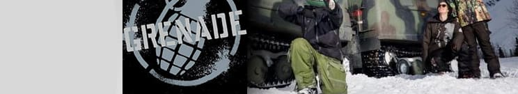 2014 Grenade Snowboard Pants
