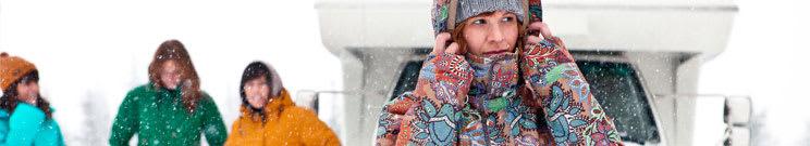 2014 Snowboard Jackets